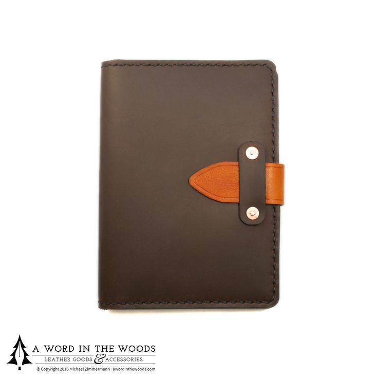Protect your passport with this attractive, hand stitched leather cover that includes slots to organize important cards and other documents.