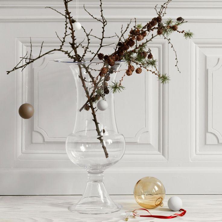 die besten 25 zweige weihnachtlich dekorieren ideen auf. Black Bedroom Furniture Sets. Home Design Ideas