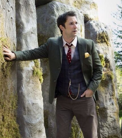 The Librarians. Flynn Carsen - Head Librarian and the Teams leader.