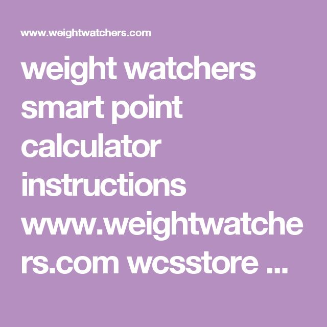 1000 ideas about weight watchers points calculator on pinterest points plus calculator. Black Bedroom Furniture Sets. Home Design Ideas