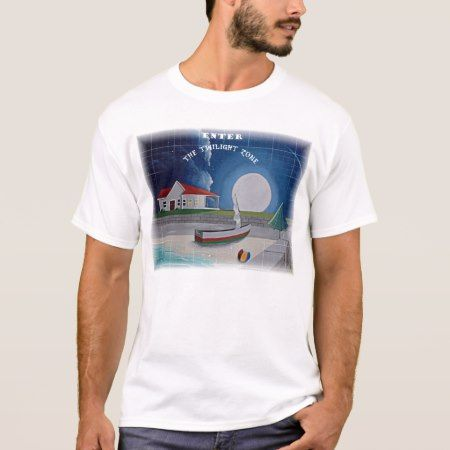 enter the  zone T-Shirt - tap to personalize and get yours