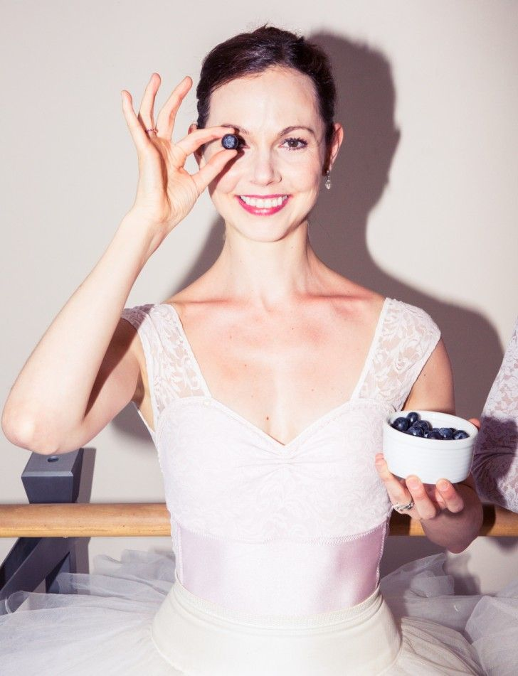 What Ballet Dancers Really Eat - The Coveteur (Jillian Vanstone, a principal dancer with the National Ballet of Canada -- diet menu looks very Paleo)