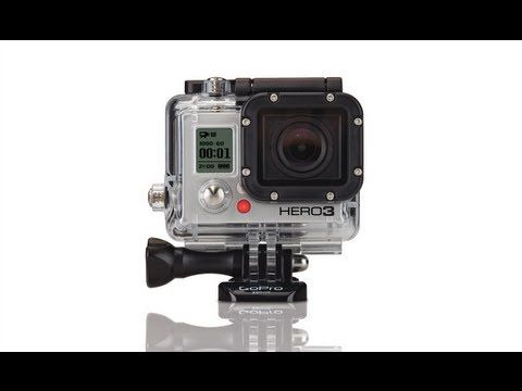The New GoPro Hero3 Black Edition Review Video Capture your races and GOOD efforts!
