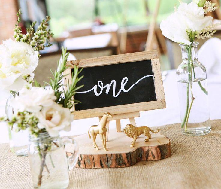 Elegant Safari Baby Shower: 17 Best Ideas About Safari Table Decorations On Pinterest