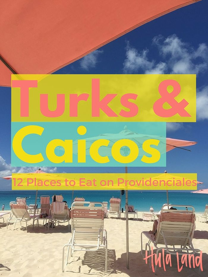 Where to Eat on Provo, Turks and Caicos. 12 amazing places including Da Conch Shack!