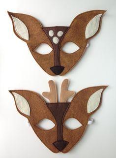 Image of Deer Mask