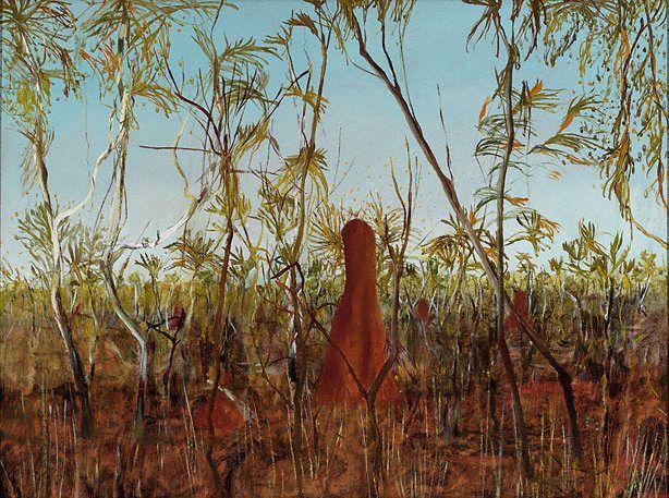 Dry Jungle - Sidney Nolan