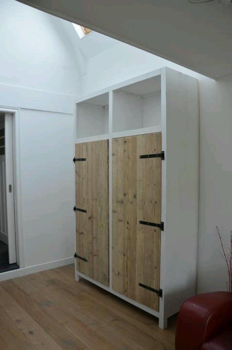 20 beste afbeeldingen van steigerhout meubels op maat for Steigerhout op maat