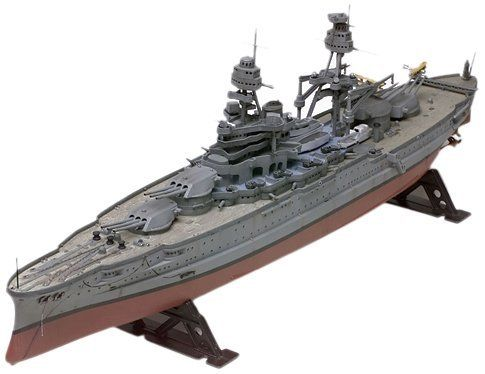 Revell 1:426 Uss Arizona Battleship by Revell. $19.16. From the Manufacturer                This proud ship remains synonymous with America's entry into World War II. On December 7, 1941, 1,177 men went down with her. Features: Molded in gray, position able guns and turrets. Skill Level 2-requires paint and glue (not included).                                    Product Description                This proud ship remains synonymous with America's entry into World War II. On...