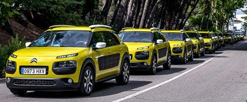 Citroën lleva 3,5 toneladas de comida a los Bancos de Alimentos españoles   QuintaMarcha.com