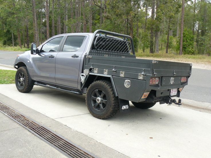 Ute canopies for all makes and models of vehicle.