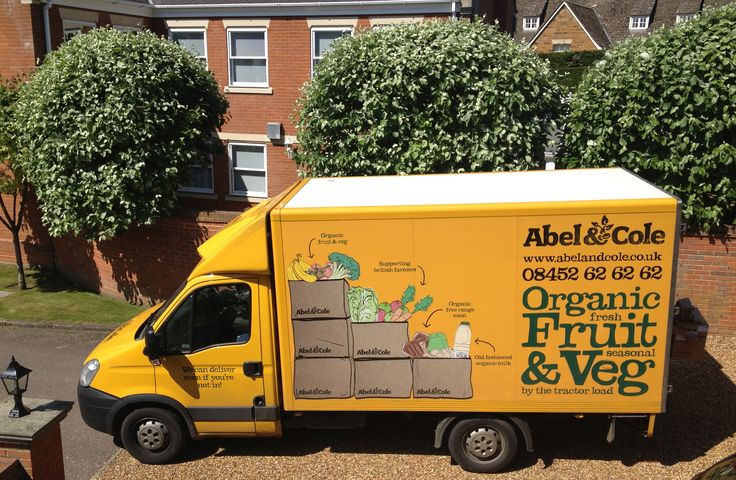 Abel & Cole organic food delivery makes our #healthy #lifestyle easy. Find out what we eat in a day to stay at our #Confident #Weight.