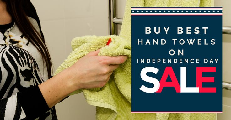 Buy Hand Towel Sets On Independence Day Sale!  Because part of being patriotic is taking full advantage of Independence Day sales, right? Lelaan.com being a home décor store sells all king home decor items and towels, the site is offering best prices on all the products on Independence Day sale, up to 50% off on all hand towels sets! #handtowels #besthandtowels #towelsforhandwash #besthandtowelsale