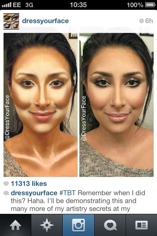 30 best Contouring and highlighting images on Pinterest