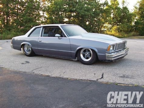 1978 Chevrolet Malibu - Chevy High Performance Magazine