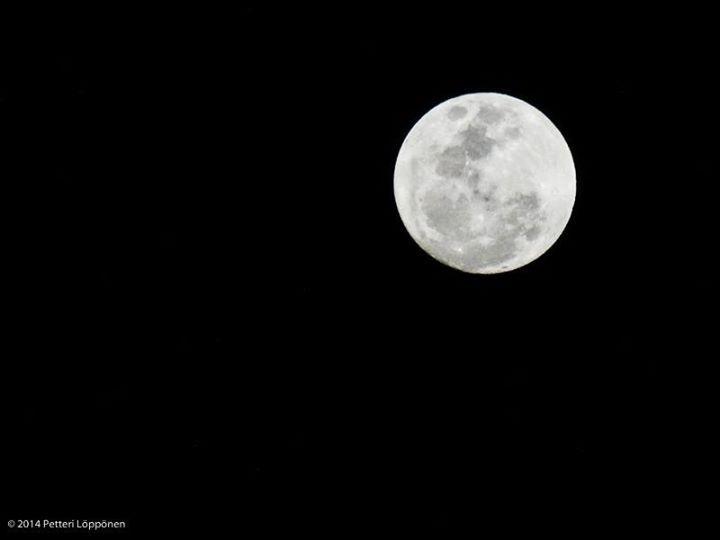 Moon, Finland