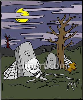 Halloween and skull clipart image | Clipart.com