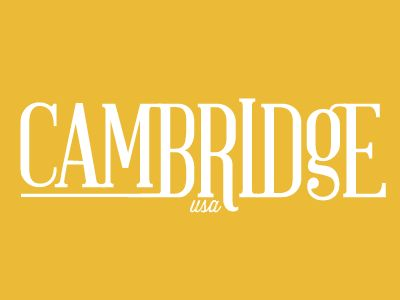 Cambridge Logo from JSGD