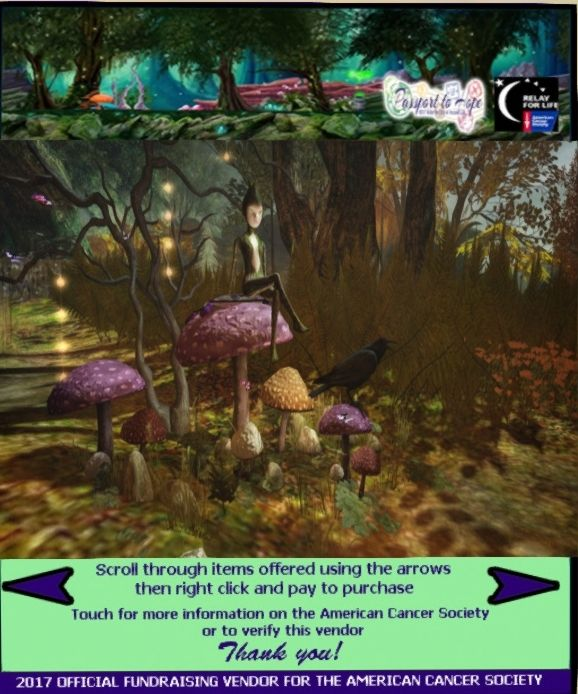 The Lost Unicorn Gallery,  Deeper in the Forest by Tamarind Silverfall,  The Spirit Pool, http://maps.secondlife.com/secondlife/The%20Spirit%20Pool/78/128/49