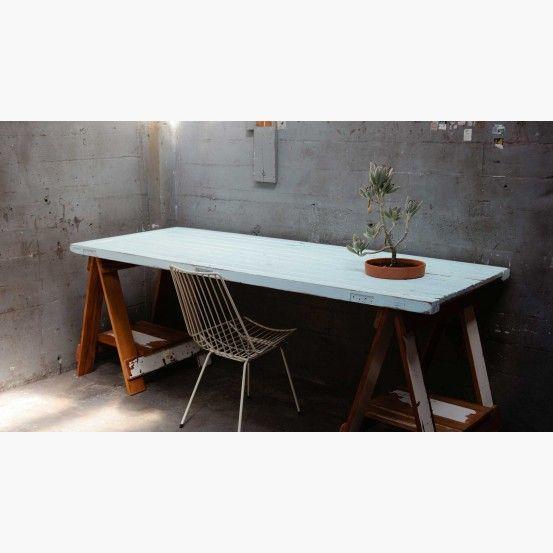 Cedar Testle Table by Hanlon & Howe #thekiwicollective #newzealand #newzealandsfinest