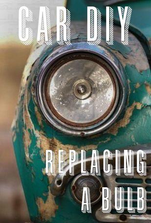 Car DIY: How to Replace a Car Headlight Bulb