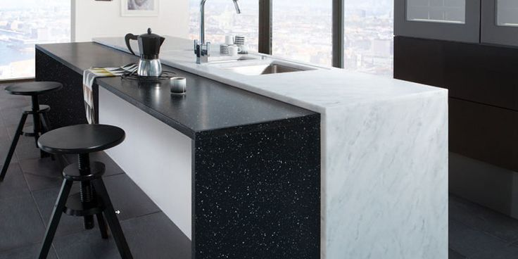 Minerva Worksurfaces – Solid Surface Kitchen and Bathroom Worktops #large #kitchen #island http://kitchens.remmont.com/minerva-worksurfaces-solid-surface-kitchen-and-bathroom-worktops-large-kitchen-island-2/  #kitchen work surfaces # Seamless joins and a silky smooth finish make minerva's designer worksurfaces a luxurious addition to your home. Available in a range of colours to suit every home, minerva solid surfaces by Sylmar are both functional and... Read more