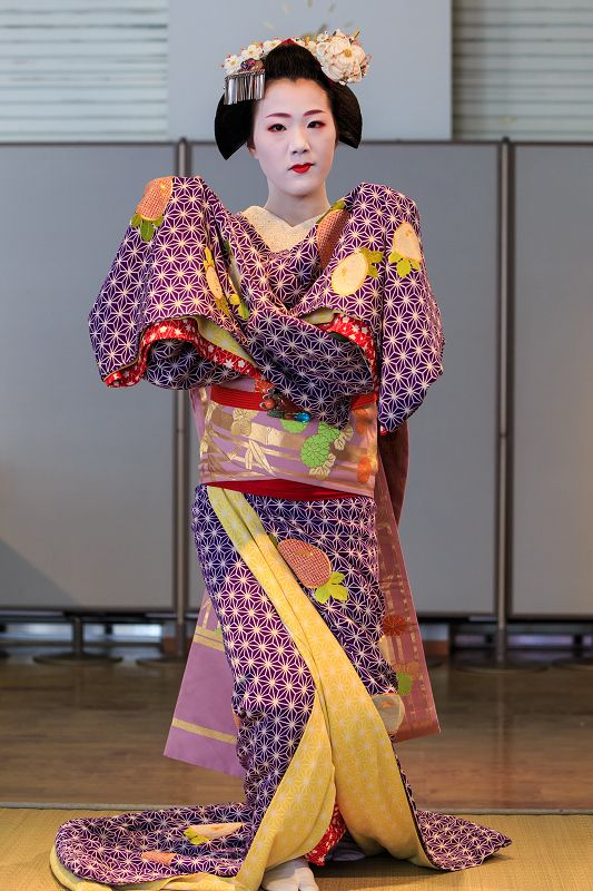 Tomitae, Tomikiku Okiya, Gion Higashi