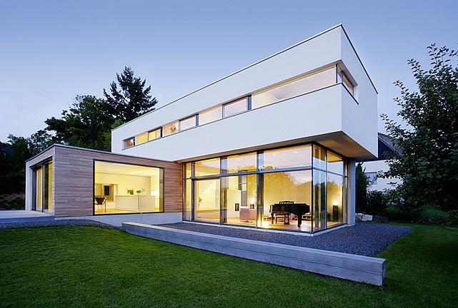 Die besten 25 kubus haus ideen auf pinterest for Traumhaus modern