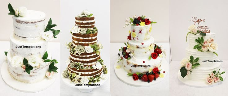Just Temptations - The Home of Dream Desserts, Birthday & wedding cakes in Toronto, Mississauga and GTA. Cupcakes, chocolate fountains & pastries are also available.