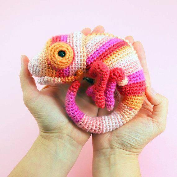 Crochet bunny rabbit Handmade collectible toy Amigurumi hand ...   570x570