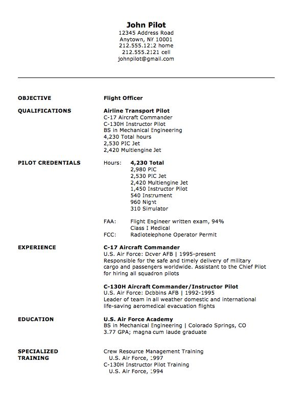 Sample Security Guard Resume Resume Format For Security Officer