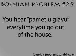 "Its a ""Montenegrian problem"" too! Lol"