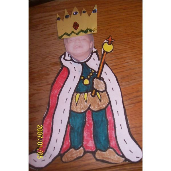 A Preschool Theme on Kings and Queens that Will Make Your Classroom Royal