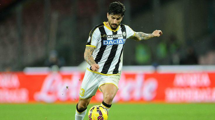 @Udinese Panagiōtīs Kone #9ine