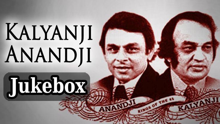 Best Of Kalyanji Anandji Part 1 - Top 10 Songs - Old Hindi Bollywood Songs