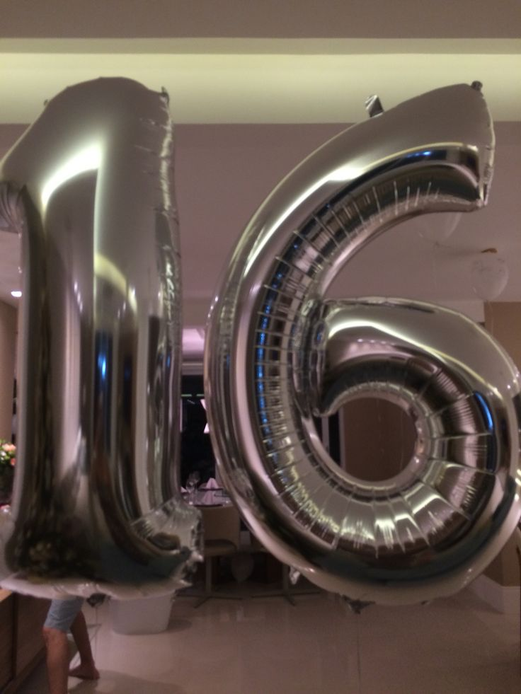 Balões de número (2016)