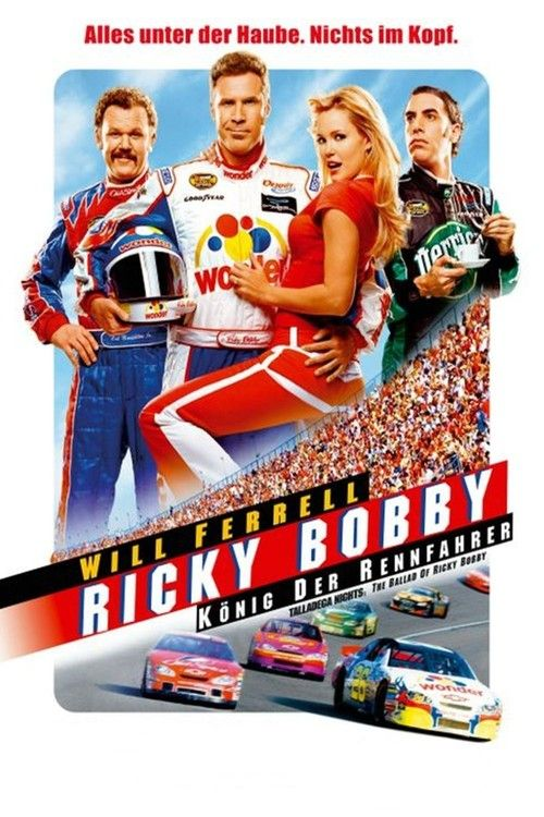 Watch Talladega Nights: The Ballad of Ricky Bobby Full-Movie