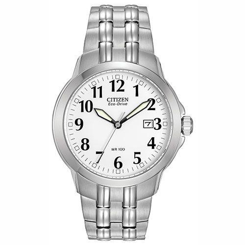 Citizen Eco-Drive Gents Bracelet Strap Watch
