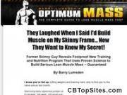 Optimum Mass - The Ultimate Muscle Building Program!