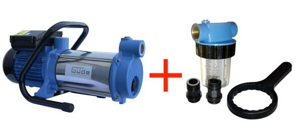 EINHELL Tauchpumpe GH-SP 2768 Wasserpumpe Gartenpumpe Schmutzwasserpumpe NEU
