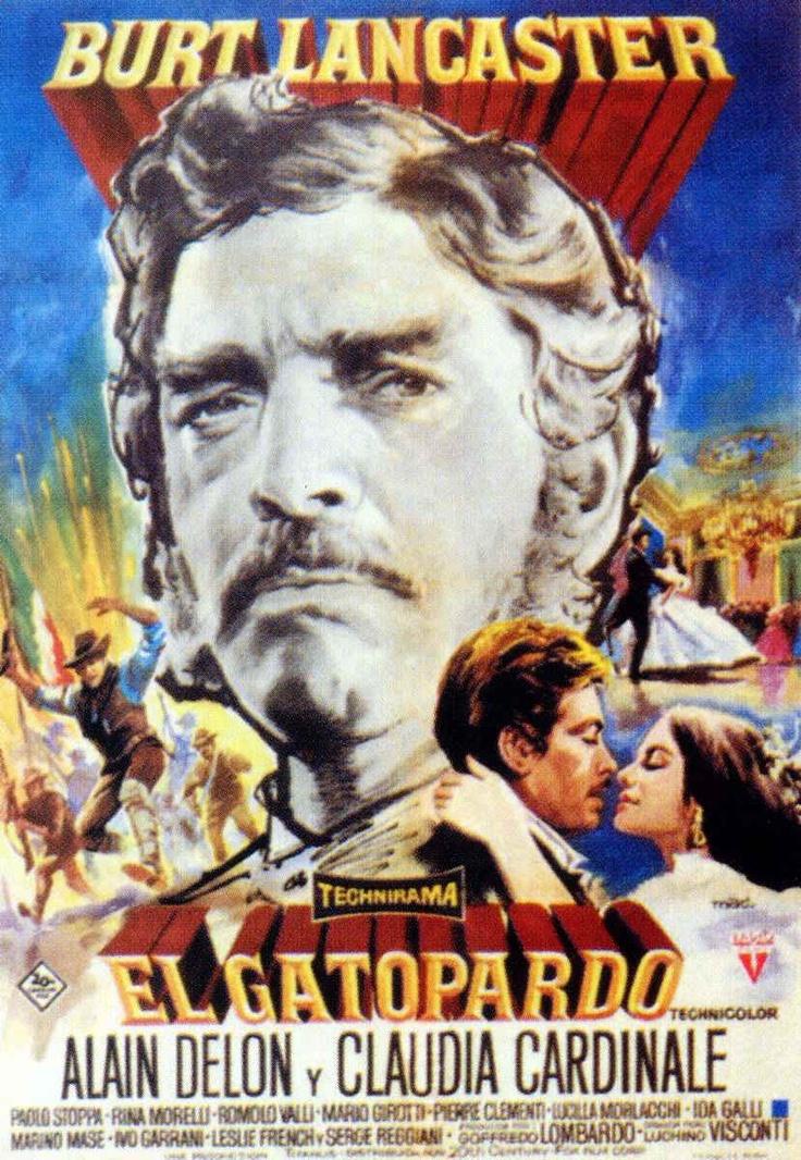 Il Gattopardo (El gatopardo) Visconti 1963