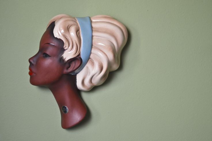 This gorgeous 1958 Wall Mask has been designed under Albert Strunz for Cortendorf.  Wall Mask collection coming soon! http://www.ostblock.com.au/collections/objects/products/1950-s-bisque-bambi-figurine