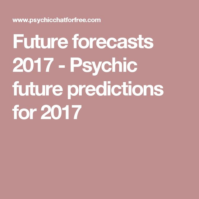 1000+ ideas about Future Predictions on Pinterest | The ...