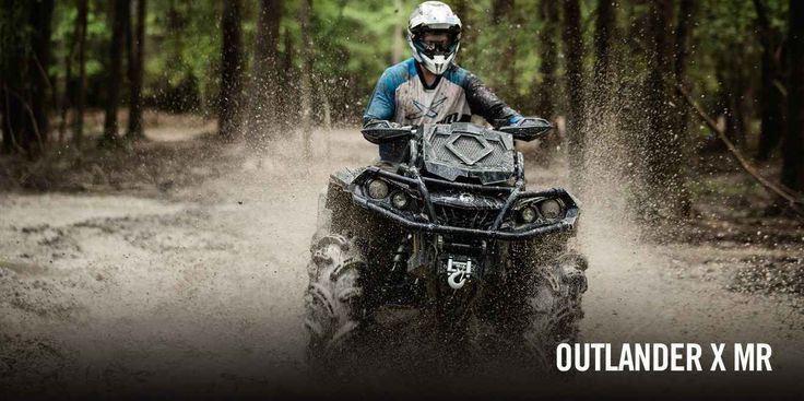 New 2017 Can-Am Outlander™ X® mr 1000R ATVs For Sale in New York. THE ULTIMATE FACTORY-READY MUD MACHINE. Call or Email for 2017 Pricing! Horsepower matters when it comes to mud riding. That's why the Outlander X mr 1000R is built with an 89 hp Rotax® 1000R V-Twin engine. Take on any mud hole with confidence and best-in-class power.
