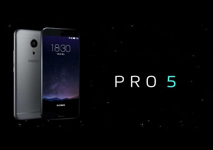 Meizu Pro 5 Üstün Özellikler İle İddialı Geliyor!