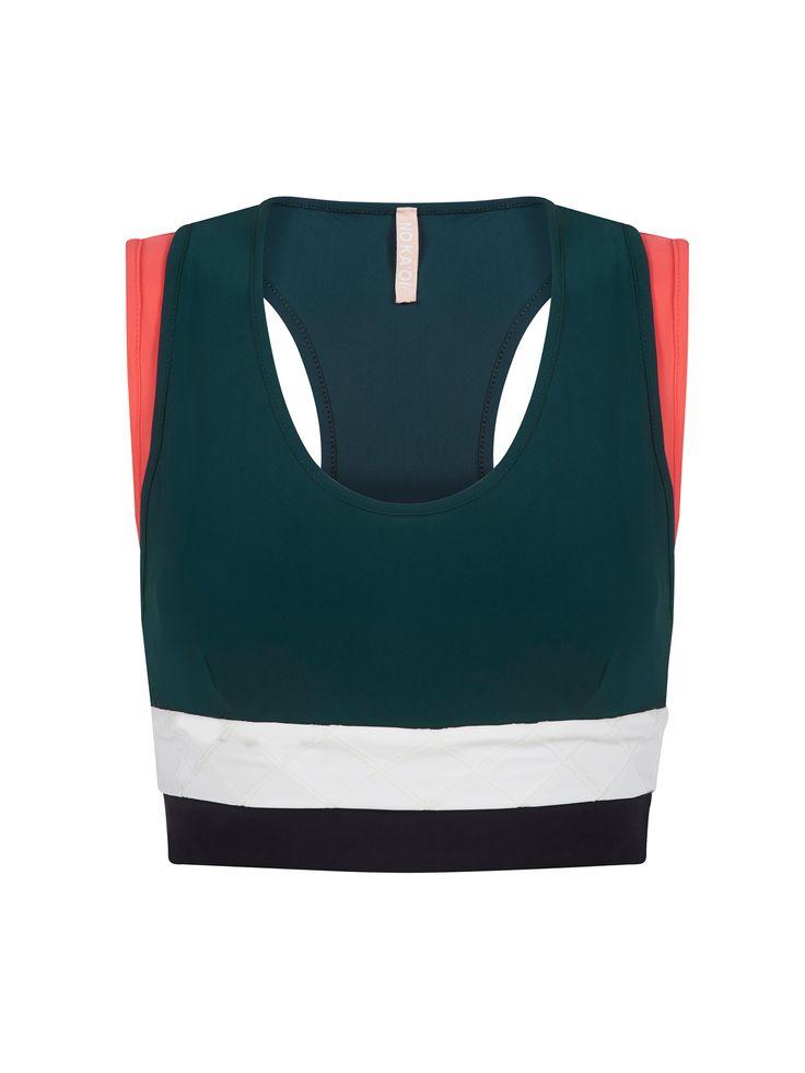 NO KA'OI Lani double layer sportsbra from Fashercise #sportsluxe