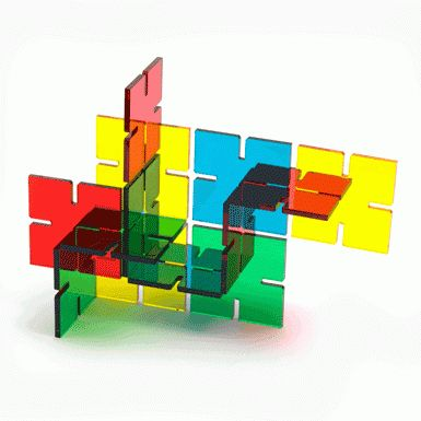 Patrick Rylands - Playplax