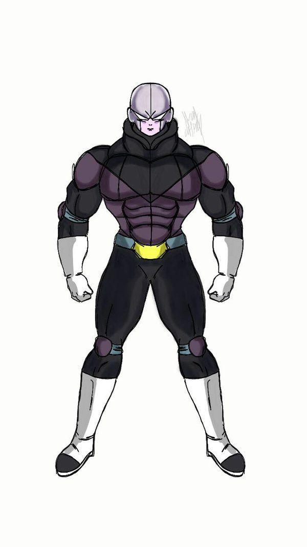 Hit Jiren Fusion By Thebrooklynrazor Dragon Ball Super Manga Dragon Ball Art Dragon Ball Super