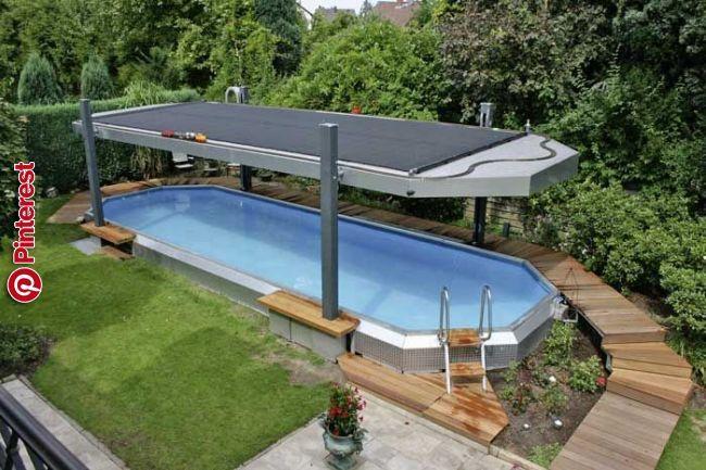 Kleiner Pool Im Garten Selber Bauen Pool Im Garten Poolbau Schwimmbader