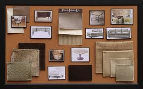 sample board for interior finish - Google Search